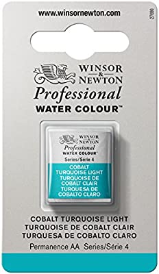 Winsor & Newton Half Pan Professional Water Colour