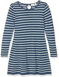 NAME IT Baby-Mädchen Kleid Nitgetimma Ls Knit Dress F Mini