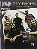 Foo Fighters Ultimate Drum Play-Along Book With 2 CDs (Ultimate Play-Along) by Fighters, Foo (2012) Sheet music