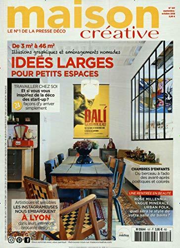 maison créative France [Abonnement jeweils 3 Ausgaben jedes Halbjahr]
