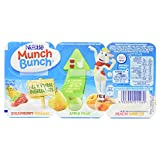 Nestle Munch Bunch Fromage Frais Variety, 6 x 42g