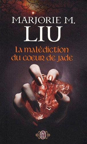 La malédiction du coeur de jade par Marjorie Liu