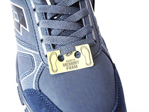OSVALDO PERICOLI , Chaussures de marche nordique pour homme Bleu - Blu