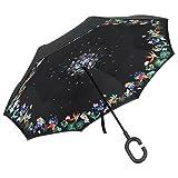 L'ombrello reversibile Plemo combina robustezza e bellezza, garantendoti potenza e grazia in un unico strumento. Sia che tu stia cercando un ombrello resistente che possa resistere anche alle condizioni meteo peggiori, o un accessorio sofisticato per...