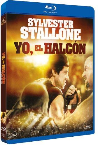 Yo, El Halcón [Blu-ray] 51NDorLj 2BHL