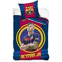 """Bettwäsche FC Barcelona """"Neymar"""" FCB9007 140x200"""