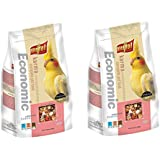 Vitapol Economic Food for Cockatiel (1200 g) Pack of 2