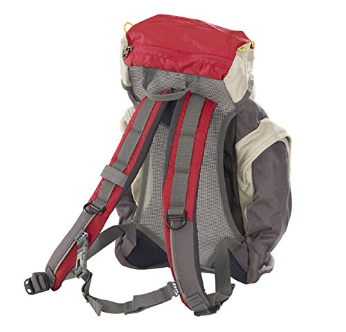Rucksack 24 Liter Backpack von Fifty Five - Hiking Star No.1 - 24 Liter Inhalt Red