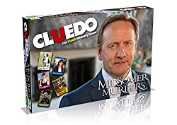 Cluedo Midsomer Murders Edition Board Game