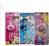 Barbie-Princess-Doremon - Projector Watc...