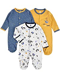 25bb7209c0ac Amazon.in  Yellows - Bodysuits   Baby Girls  Clothing   Accessories