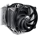 EKL Alpenföhn Olymp Processor Cooler – PC (Processor Fan, Cooler, Socket 775, Socket AM2, Socket AM2, Socket AM3, Socket AM3 +, Socket B (LGA 1366), Socket FM1, Socket, Black, 140 x 140 x 25 mm)