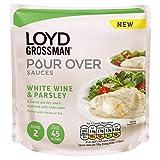 Loyd Grossman 170g Salsa De Perejil (Paquete de 6)