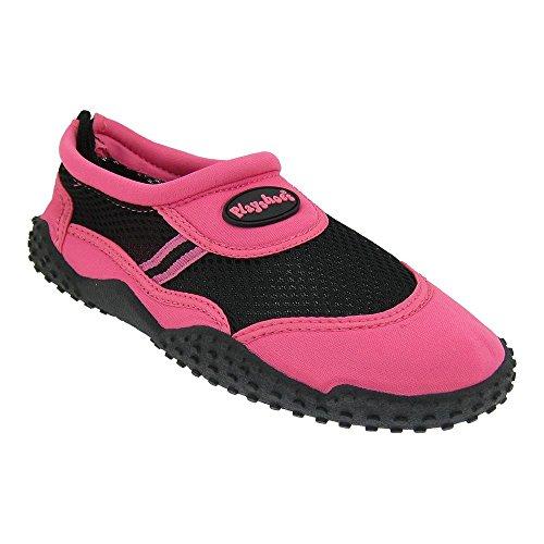 Badeschuhe Gallux Aqua De Senhoras Meninas Néon Sapatos Rosa E Em Sapatos Jovens Praia yAYqArRw