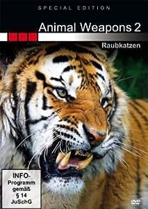 Animal Weapons Teil 2 - Raubkatzen [Special Edition]