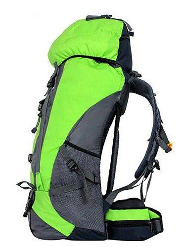 HWB/ 36-55 L Radfahren Rucksack / Rucksack Camping & Wandern / Klettern / Reisen / Radsport Draußen / Legere SportWärmeisolierung / Skifest / Green