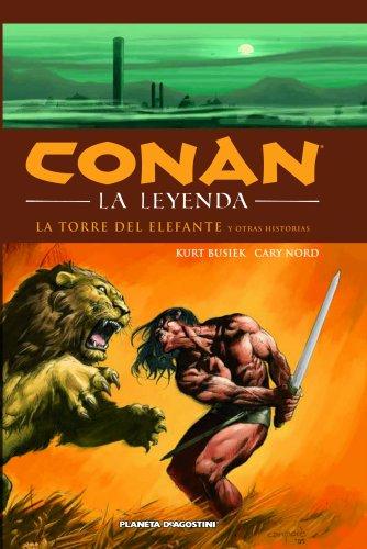 Conan La leyenda n 03/12