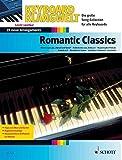 Romantic Classics: 19 neue Arrangements. Keyboard. (Keyboard Klangwelt)