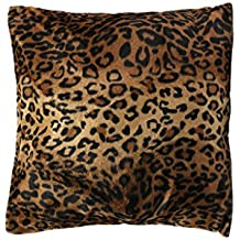 Generic Animal Muster Kissenbezug Leopard Zebra Fr Sofa Auto Haus Wohnzimmer Deko Polyester 45x45cm