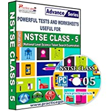 Complete exam preparation material for NSTSE Class 5 (1600+ questions)