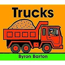 Trucks Board Book by Byron Barton (1998-04-18)