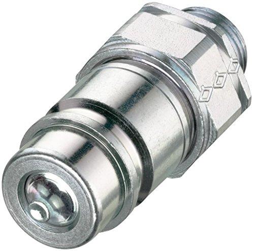 Push-Pull-Kupplung, Stecker, Baugröße 3, 12-L -