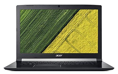 """Acer Aspire A717-72G-579U 2.30GHz i5-8300H Intel® CoreTM i5 di ottava generazione 17.3"""" 1920 x 1080Pixel Nero Computer portatile"""