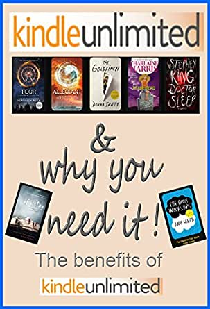 kindle unlimited everything you need to know about the