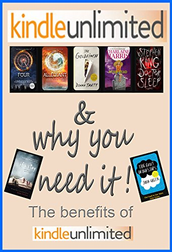 Kindle Unlimited: Everything You Need to Know About the Kindle ...