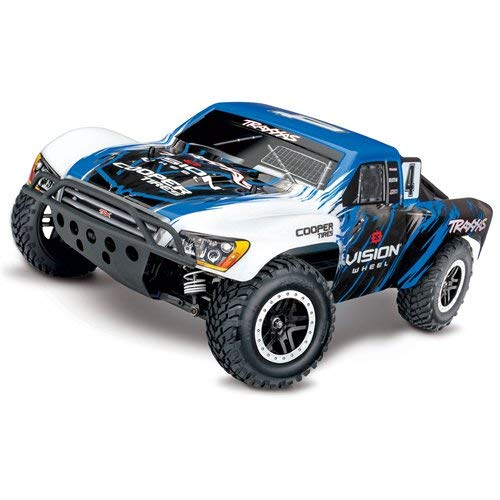 Traxxas RC Short Course Truck Slash 4x4 VXL Vision RTR*