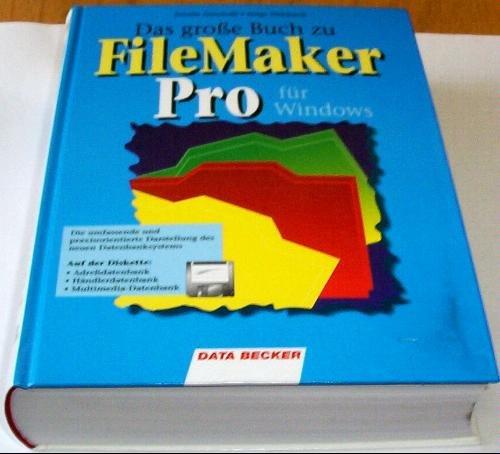 Das große Buch zu FileMaker Pro für Windows - Bild 1