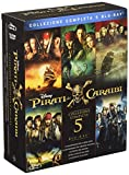 Locandina Pirati dei Caraibi Collection (5 Blu-Ray)