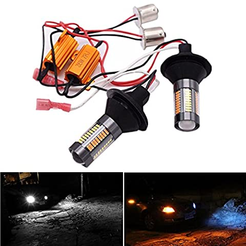 FEZZ 1000 Lumens Extremely Bright 4014 66SMD Chipsets 1156 1141
