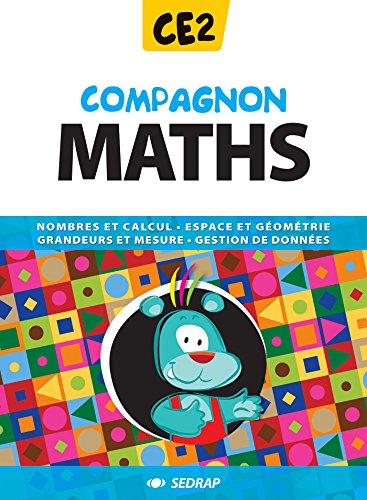 Compagnon Maths CE2 - Cle Activation + 10 Manuels Papier