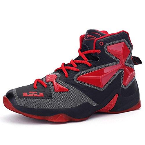 Autunno Inverno Casual Sneakers Trecking And Hiking Shoes Antiscivolo Ammortizzazione Scarpe Da Basket Sport Running Shoes 38-43 Blue