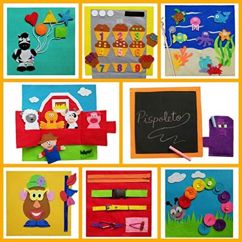 3-4 anni Handmade: Giochi e giocattoli