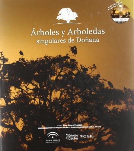 Árboles y arboledas singulares de Doñana por Margarita Cristina Mulero Pazmany