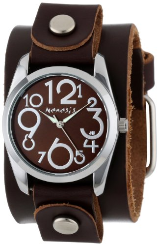 Nemesis Women's BUGB109B Showgirl Sleek Design Watch