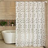 Duschvorhänge,Bad Trennwand Vorhang Wasserdicht Anti Schimmel Verdicken Sie Umweltschutz Keine Gerüche-H 240x180cm(94x71inch)