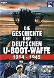 Die Geschichte der Deutschen U-Boot-Waffe 1914-1945, 2 DVDs