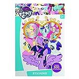 TM Essentials - My Little Pony Stickerbook – 4 Stickerbögen mit über 300 bunten Stickern