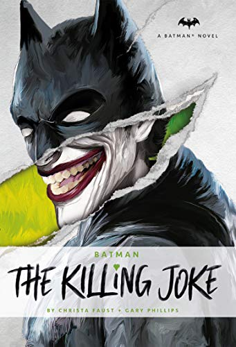 DC Comics novels - Batman: The Killing Joke (English Edition)