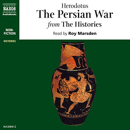 The Persian War from The Histories  Audiolibri