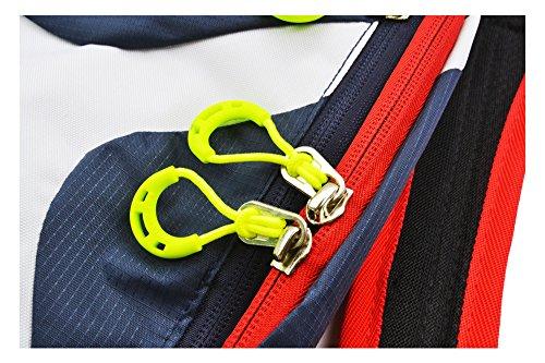 West biking Radsport Mini Fahrrad Rucksack Bike Bag Sport Rucksack für Wandern, Camping, Laufen Daypacks Schwarz