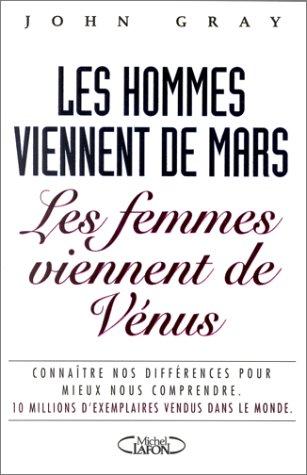 HOMM VIENNENT MARS FEMME VENUS par JOHN GRAY
