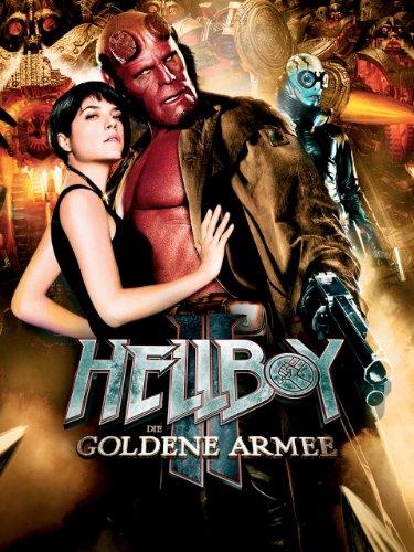Hellboy II: Die Goldene Armee (Hellboy 3 Film)