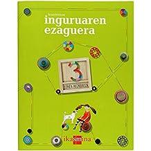 Koadernoa Inguruaren ezaguera. 3 Lehen Hezkuntza - 9788498550283