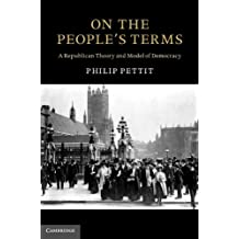 On the People's Terms (The Seeley Lectures)