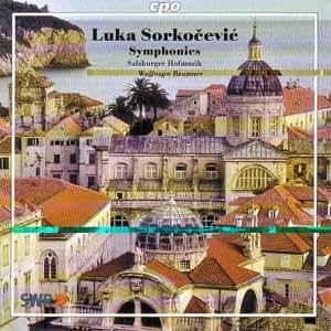 Complete Instrumental Works: Symphonies (Brunner)