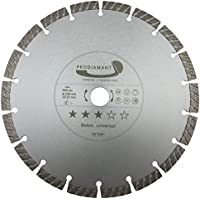 Disco de corte diamante hormigón / universal Turbo - 230 x 22,23 mm